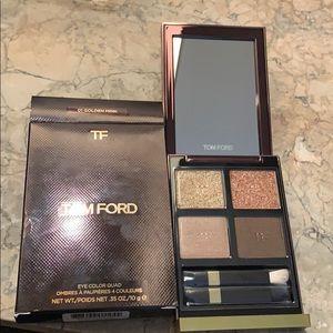 Tom Ford Eye Quad Palette in Golden Mink BRAND NEW